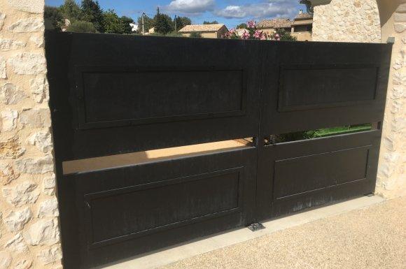 Fabricant de portails et portillons sur mesure en Occitanie