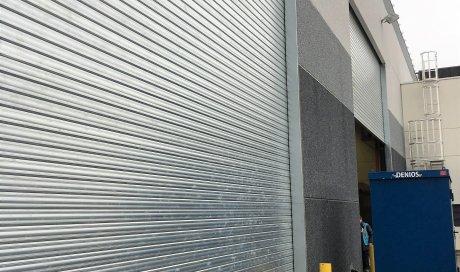 Entreprise pour la fabrication sur mesure de rideaux métalliques Nîmes